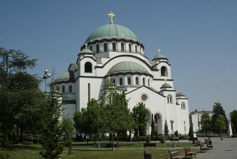 Wiôlgô cerkwiô sw. Sawë w Belgradze