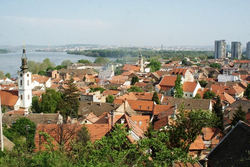 Widzënk na Zemùn – dzél Belgradu
