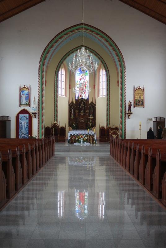 Wëromóntowóny pôrã lat temù ewanielicczi kòscół służi dzysô katolëkóm