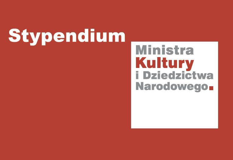 stypendium MKiDzN logo